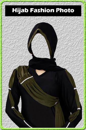 Hijab Fashion Photo pro
