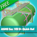 ASME Sec. VIII D1 Quick Ref. icon