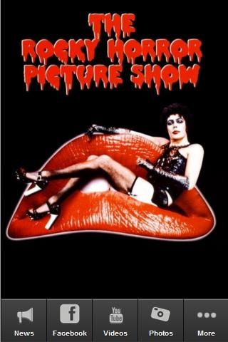 Rocky Horror Picture Show - screenshot
