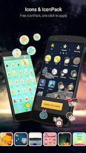 Kitty Play - Theme & Iconpack- screenshot thumbnail
