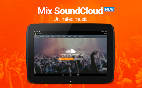 Cross DJ Free - Mix your music - screenshot thumbnail