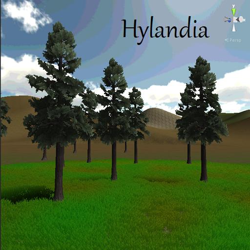 Hylandia