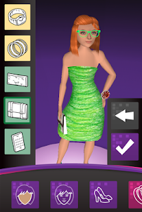 Crayola Virtual Fashion Show- screenshot thumbnail