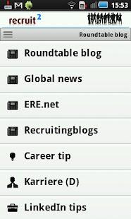 Recruitment- screenshot thumbnail
