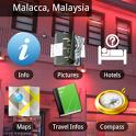 Malacca Travel Guide (Melaka) icon