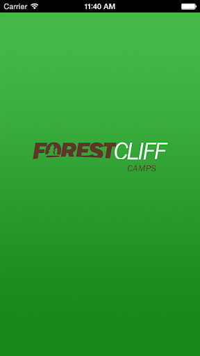 Forest Cliff Camps