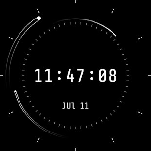 Chron Watch Face Screenshot 10