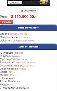 Cordoba Vende screenshot 2