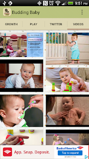 Budding Baby: Milestones- screenshot thumbnail