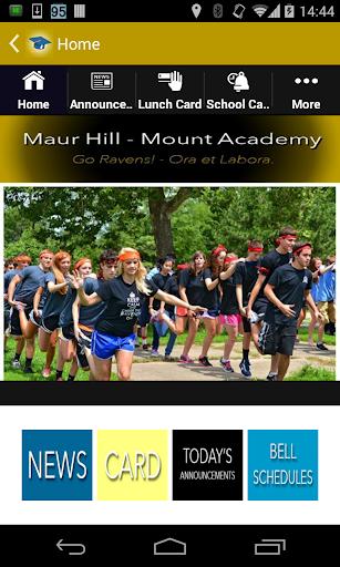 Maur Hill Mount Academy
