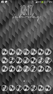 SILVERi Icons / Theme v1.1.0