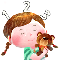 Number Games for Kids logo