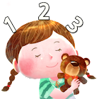Number Games for Kids icon