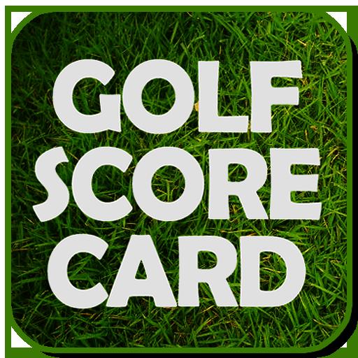 Simple Golf Scorecard