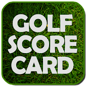 Simple Golf Scorecard