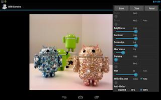 Screenshot of USB Camera Standard