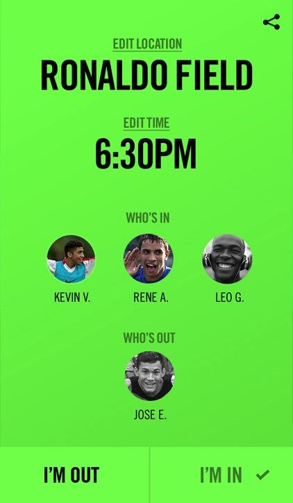 Nike Soccer - screenshot