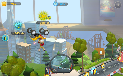 Small & Furious: RC Stunt Race Screenshot 20