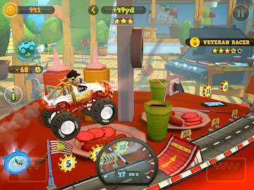 Small & Furious: RC Car Race Screenshot 8