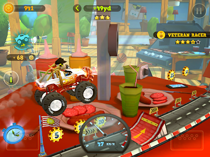 Small & Furious: Stunt RC Race Screenshot 8