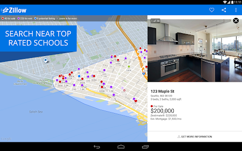 Real Estate & Rentals - Zillow Screenshot 20
