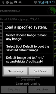 Linux AutoLoader - screenshot thumbnail