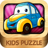 Kids Puzzle:Vehicles