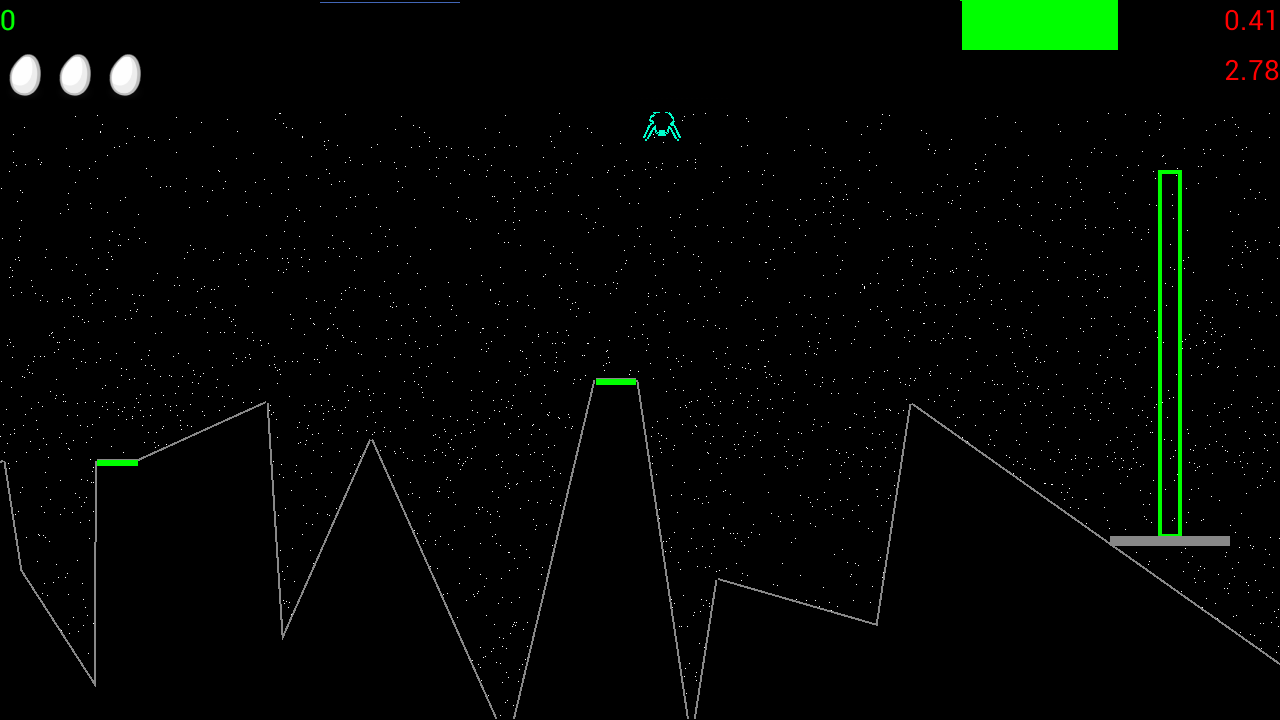 Play Lunar Lander - Pics about space