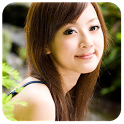 Launcher8 theme Beautiful girl icon