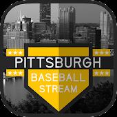 Pittsburgh Baseball STREAM