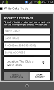 The Club at White Oaks - screenshot thumbnail