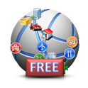 GPS Finder - Car Locator Free icon