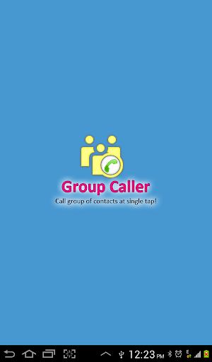 Group Caller