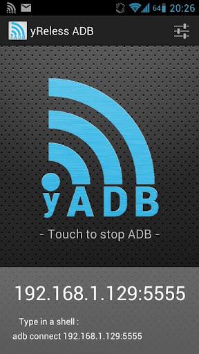 yReless ADB