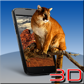 Super Parallax Animals 3D LWP
