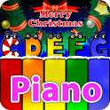 My baby Xmas piano icon