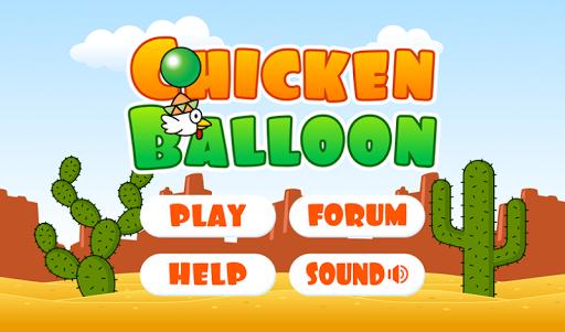 Chicken Balloon Online Battle