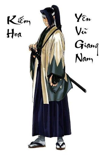 Kiem Hoa Yen Vu Giang Nam