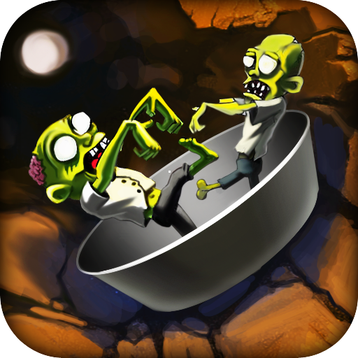 僵尸公园3D 賽車遊戲 LOGO-玩APPs