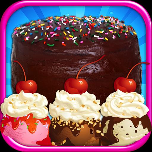Cake & Ice Cream Maker FREE