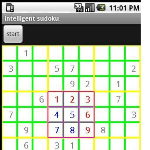 intelligent sudoku