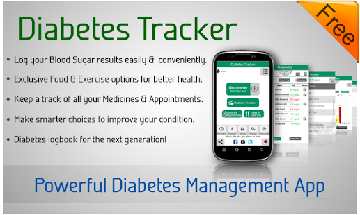Diabetes Tracker - screenshot thumbnail