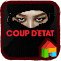 GD COUP D'ETAT Dodol Theme EX icon