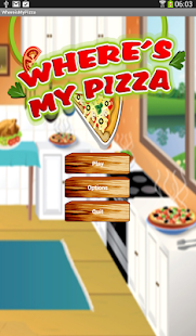 Where's My Pizza