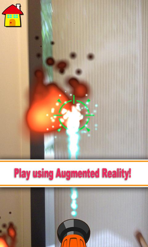 AR Firefighter ME!- screenshot