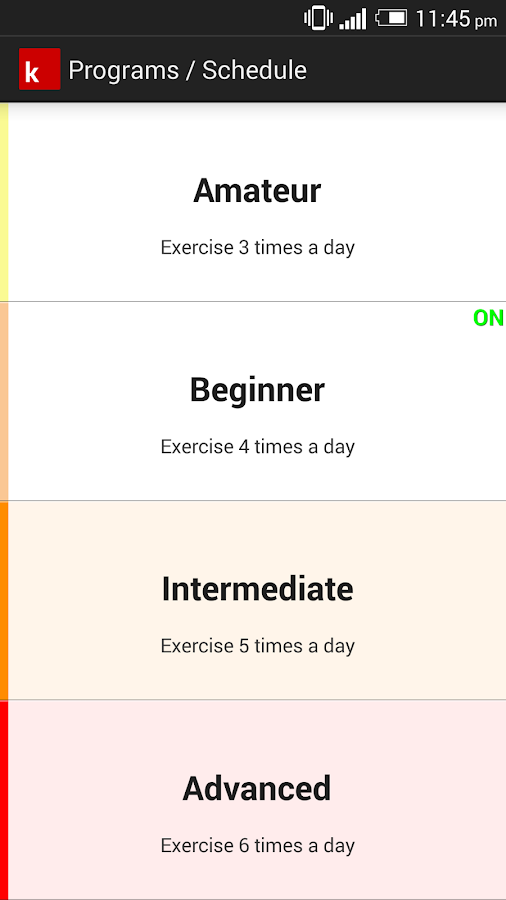 Kegel Workout Exerciser Android Apps On Google Play