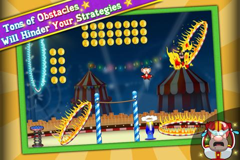 Fling Clowny- screenshot