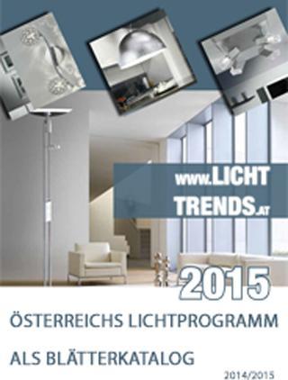 LICHTTRENDS 2014 2015