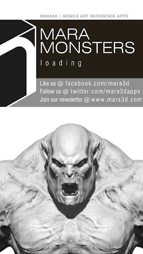 MARA3D Mara Monsters