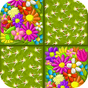 Chase the Flowers-Tap the Tile icon